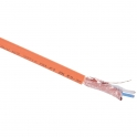 Câble téléphonique CR1-C1 - 1P0,9 mm² - Couronne de 100 m - Lynelec