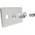 Cache trou robifix - Entraxe 150 mm - Watts industries