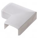 Angle plat 90° - Pour moulure 22 x 12 mm - Keva - Planet wattohm