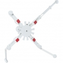 Support de miroir orientable - Multidimensionnel - 332 x 934 mm - Pellet ASC