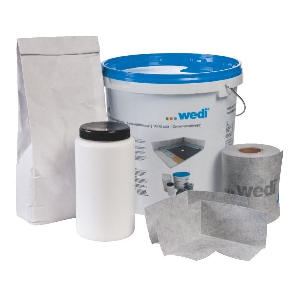 Kit d'étanchéité - Fundo - Wedi