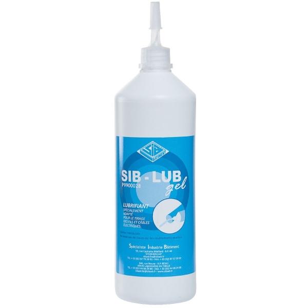 Lubrifiant gel pour tirage de fils et câble 1 L - Sib-Lub - SIB