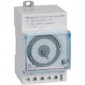Interrupteur horaire programmable Cadran Horizontal 16A 250V Jr - Legrand