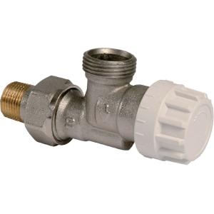 """Robinet de radiateur équerre inversé thermostatique - M 3/8"""" - M22 - Senso - Comap"""