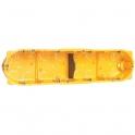 Boîte d'encastrement cloison sèche - 40 x 40 mm - 4 postes - Batibox - Legrand