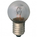 Ampoule halogène bloc lumineux - E10 - 5,5 W - Legrand