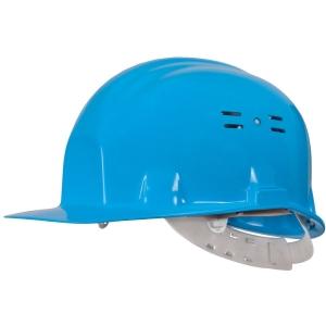 Casque de chantier bleu - Earline
