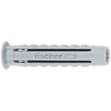 Cheville à expansion - Ø 10 mm - 50 mm - SX - Boîte de 50 pièces - Fischer