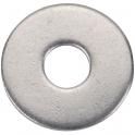 Rondelle plate large inox - Ø 14 mm - Boîte de 50 - Acton
