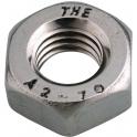 Écrou hexagonal Inox - Ø 14 mm - Boîte de 50 - Acton
