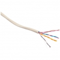 Câble téléphonique / ADSL type 298 - 4P05 mm² - Couronne de 100 m - Electraline