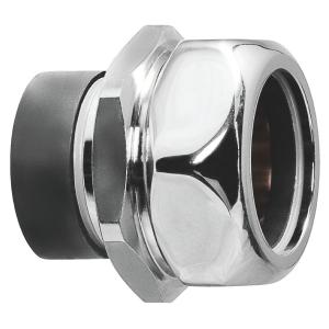 Nez de jonction cuvette - Goulotte Ø 35 à 36 mm - Tube Ø 32 mm - Éclair / Eyrem - Presto
