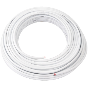 Tube multicouche non gainé blanc Ø 16 mm - Multiskin4 - Couronne de 100 m - Comap