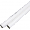 Tube blanc - Ø 20 mm - 3 m - Multiskin4 - Lot de 18 - Comap