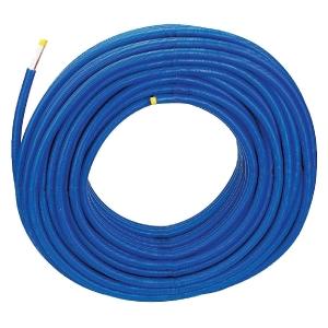Tube multicouche gainé bleu Ø 20 mm - Multiskin4 - Couronne de 50 m - Comap