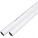 Tube blanc - Ø 26 mm - 3 m - Multiskin4 - Lot de 10 - Comap
