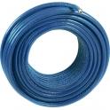 Tube multicouche isolé bleu Ø 26 mm - Multiskin4 - Couronne de 50 m - Comap