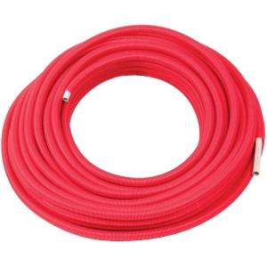 Tube multicouche gainé rouge Ø 26 mm - Multiskin4 - Couronne de 50 m - Comap
