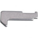 Crochet - 40 mm - Pour fermeture encastrée double - La croisée DS