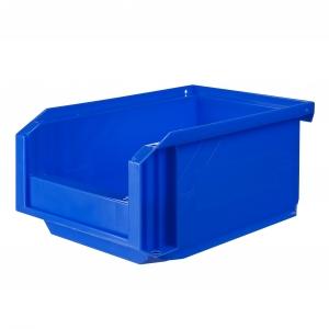 Bac bleu empilable - 1 L - Novap