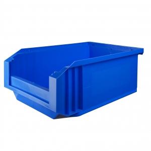 Bac bleu empilable - 23 L - Novap