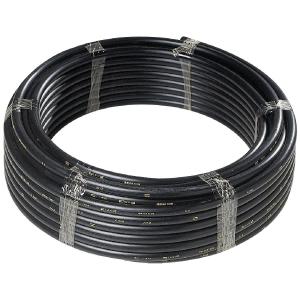 Tuyau PE noir 100 m - Ø 25 mm - non alimentaire - Polypipe