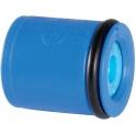 Clapet anti-retour bleu - Mitigeur azur - Sélection Cazabox
