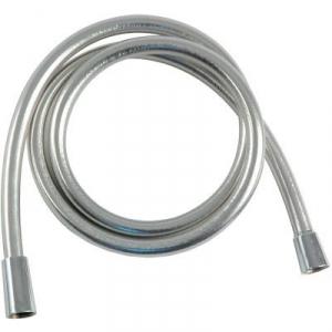 Flexible de douche chromé lisse cromflex anti-torsion - 2 m - Odyssea