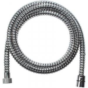 """Flexible de douche chromé semi lisse anti-écrasement - FF 1/2"""" -  2 m - Odyssea"""