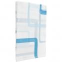 Rideau motif retro 100 % PEVA - 180 x 200 - Sélection Cazabox