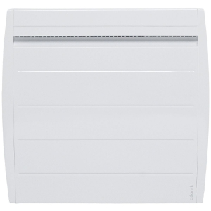 Radiateur à inertie sèche aluminium - Horizontal - NIRVANA - 1500 W - Atlantic