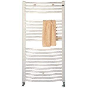 Sèche-serviette mixte Venus blanc - 526 W - Irsap