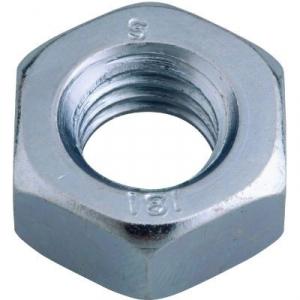 Écrou hexagonal zingué - Ø 16 mm - Boîte de 50 - Viswood