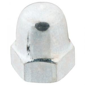 Écrou borgne zingué - Ø 10 mm - Boîte de 100 - Vissal
