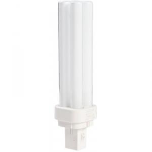 Ampoule fluocompacte Master PL-C 2 broches - G24d-2 - 18 W - 4000 k - Philips
