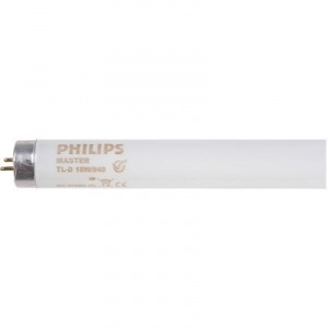 Tube fluorescent Master TL-D Super 80 - G13 - 18 W - 6500 k - Lot de 25 - Philips