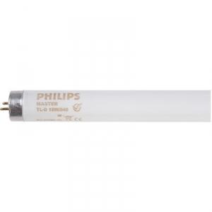 Tube fluorescent Master TL-D Super 80 - G13 - 58 W - 3000 k - Lot de 25 - Philips