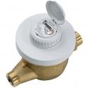 Compteur d'eau première prise - 6,3 m3/h - Diehl Metering