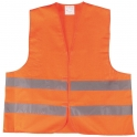 Gilet de signalisation orange - Taille XL - Coverguard