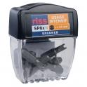 Embout Snake eyes SP8 - 25 mm - Boîte de 10 - Riss