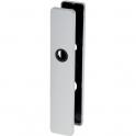 Plaque blanche - Bec de cane - ARCOLOR 710 et 232 - La paire - Vachette