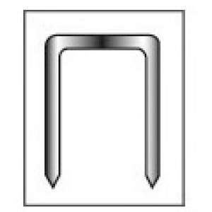 Agrafe JT21 - 8 mm - Boîte de 1000 - Vinmer