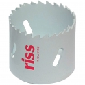 Scie trépan à dent - 30 mm - Ø 25 mm - Riss