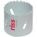 Scie trépan à dent - 30 mm - Ø 73 mm - Riss