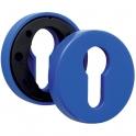 Rosace ronde bleue - Clé I - ZD92F - Vendu par 2 - Normbau