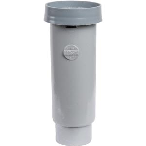 Siphon entonnoir - PVC - Nicoll