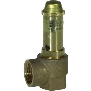 """Soupape de sécurité à membrane - F 1""""1/2 - 7 bar - Thermador"""