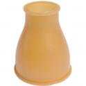 Cône brun pour cuvette - Ø 63 mm - DEME