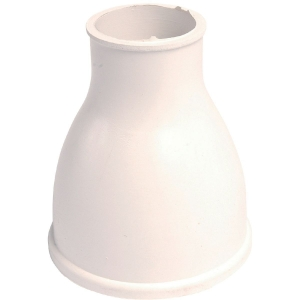 Cône blanc pour cuvette - Ø 60 mm - Watts industries