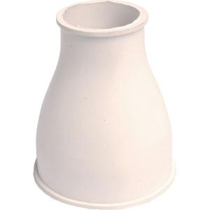 Cône blanc pour cuvette - Ø 65 mm - Watts industries